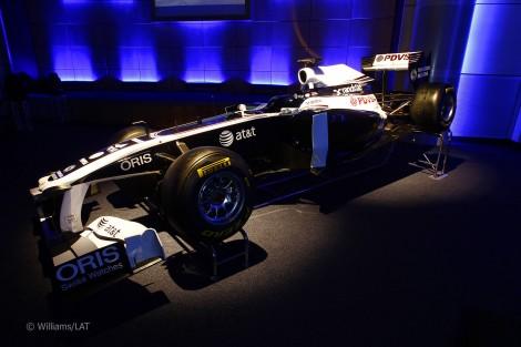 novo Williams FW31