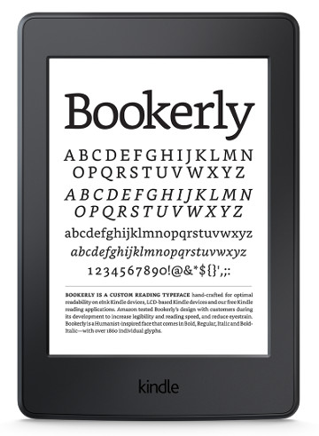 Tipo de letra Bookerly