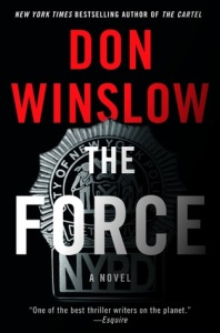 The Force, Don Winslow. Cover.